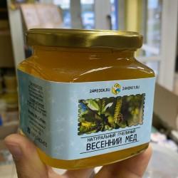 Весенний сибирский мёд, урожай 2021. Ивовый