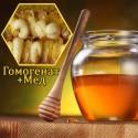 Мёд с продуктами пчеловодства
