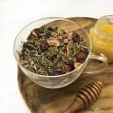 Взвары, кедровый чай