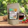 Кедровый чай с яблоком и шиповником