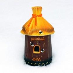 Горшочек глиняный для меда «Улей»