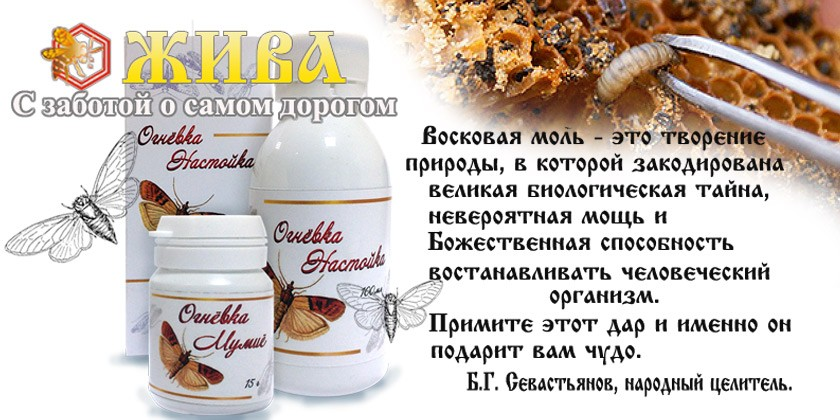 огневка от паразитов заказать за 550 рублей